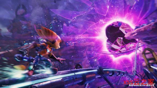 《瑞奇与叮当:裂痕》游戏总监:游戏地图载入只要不到一秒钟