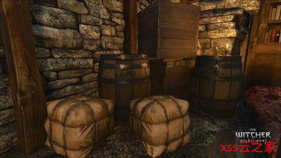 《巫师3》高清MOD 12.0终极版9月19日推出 全新视觉体验